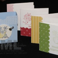 Notecards and Box