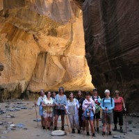 Founder's Circle: Day 2 in Zion