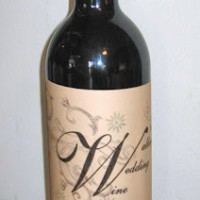 Wine Labels for Wedding Favors