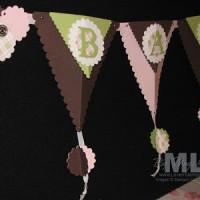 Big Shot Baby Shower Banner