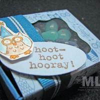 """Hoot Hoot Hooray"" for the Matchbox Die!"