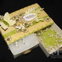 Big Shot Matchbox Jewelry Box