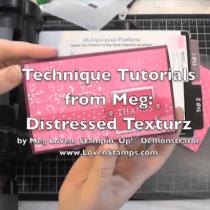 Technique Tutorial: Distressed Texturz