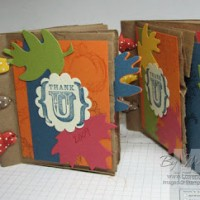 Paper Bag Books: Thankful Journal