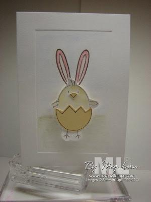 cadbury bunny card