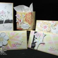 Posh Pastels: Flower Fancy Tutorials