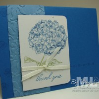 Stampin Up Hydrangea: Was Good, Now Better