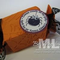 Candy Wrapper Tricks for Treats: Big Shot Halloween
