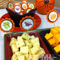 Help for Halloween Parties: Batty For You