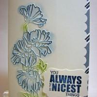 Paint Your Own Flower Garden