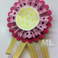 Delicate Doilies: Perfect Pennants Scallop Circle Medallions