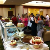 Founder's Circle Day 2: Sandstone to Cakes