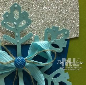 gift bag-detail-dazzling-details glimmer paper snowflake