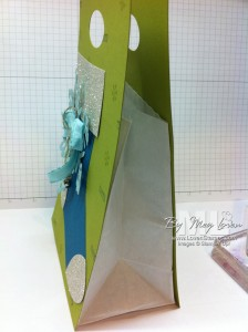 holiday stocking bag-from-side
