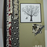 Forever Young: A Shabby Chic Notebook Gift