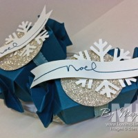 Candy Wrapper Die: Sweet & Simple Neighbor Gifts