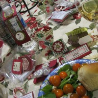 Build-Your-Own Christmas Party