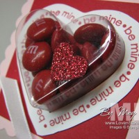 Sweet Treat Cups: Valentine Candy Hearts