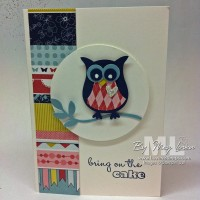 Cutest Punch Ever… the Owl Builder Punch