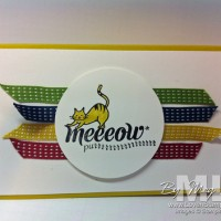 Meeeoooow: Cat Talk for Thank You