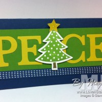 Peace: Scentsational Season Sweet & Simple