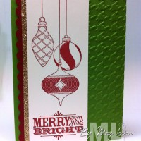Merry & Type: Texture all the way