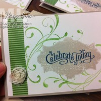Card Ministry: Fellowship in crafting
