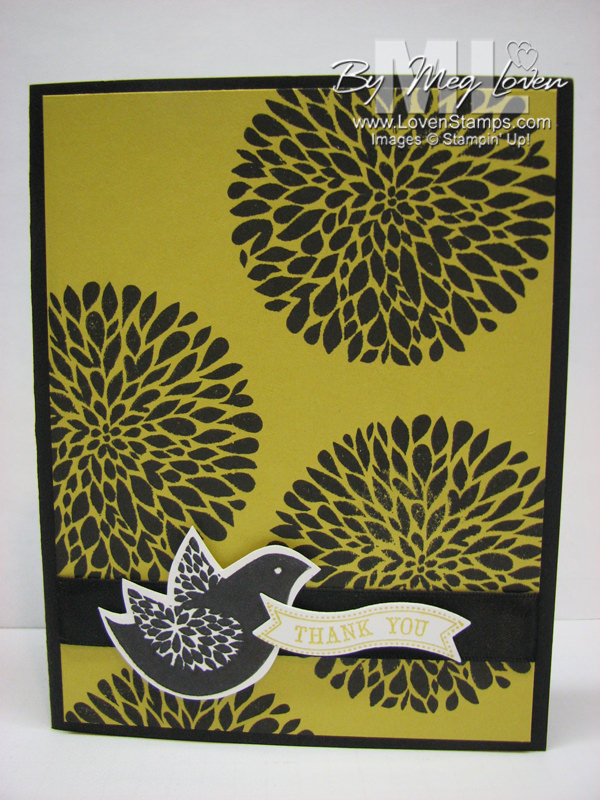 Betsy's Blossoms in Summer Starfruit Card Idea