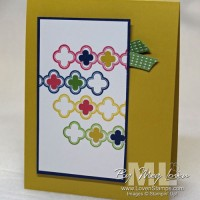 Sale-A-Bration: Tessellation Cards are perfect for guys