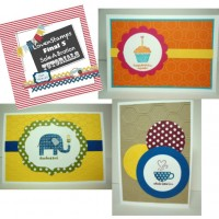 Sale-A-Bration Tutorials: Patterned Occasions