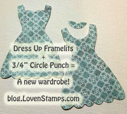 Dress Up Framelits Idea - expand your wardrobe!