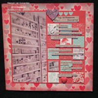 10 Reasons Why I LOVE Stamping & Scrapbooking