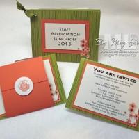 PTO Teacher Appreciation: Far East Party Invitations