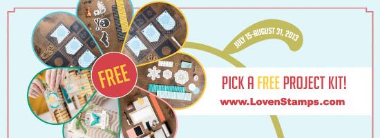 Pick A Kit Demonstrator Special - www.lovenstamps.com