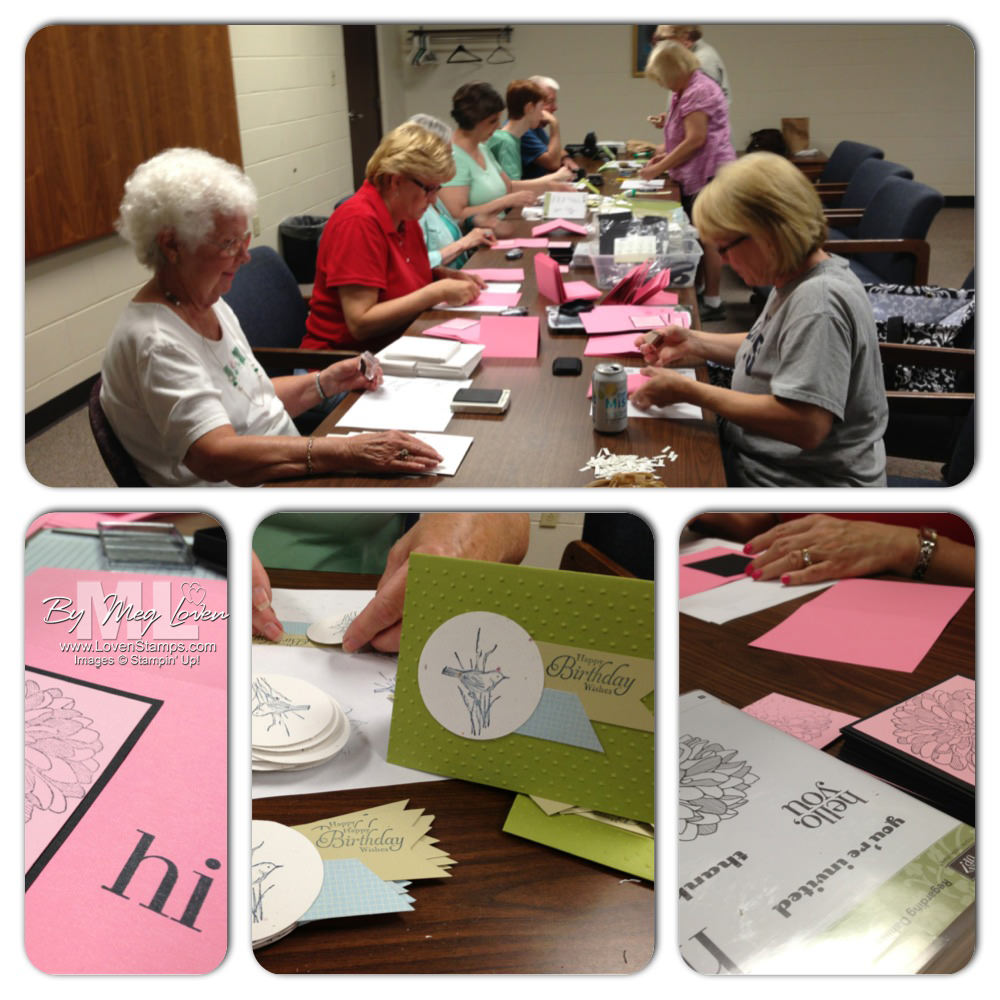 Card Ministry: hand-crafted wishes from the heart at Grace Lutheran Church