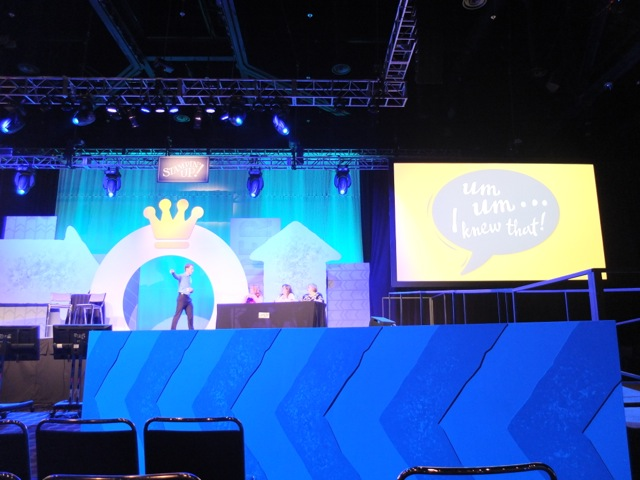 how to present information in a fun and interesting training style #leadership2014 #stampinup