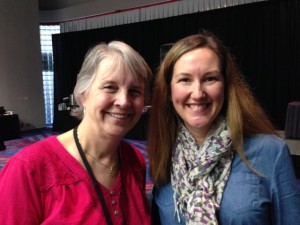 """long lost """"relatives"""" met at stampin' up events"""