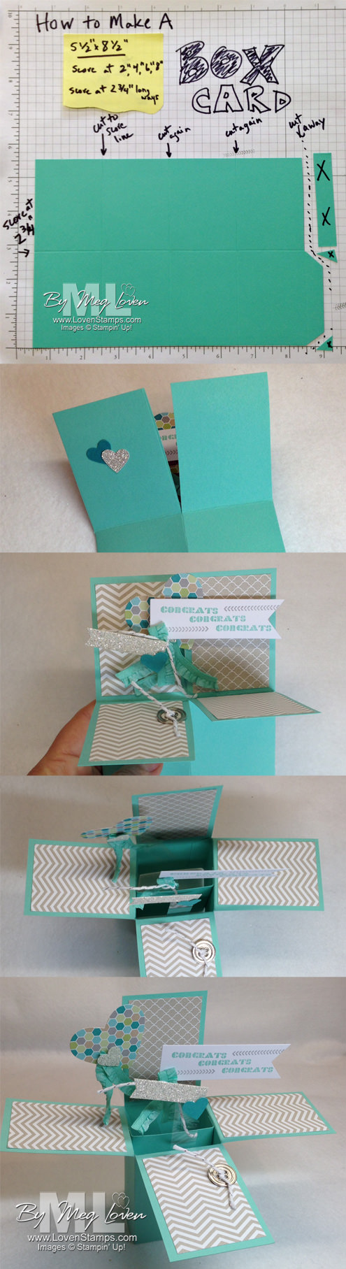 Pop Up Box Card Make It Simple A Video Tutorial