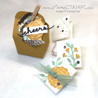 Baker's Box Thinlits: Make Your Own Treat Boxes