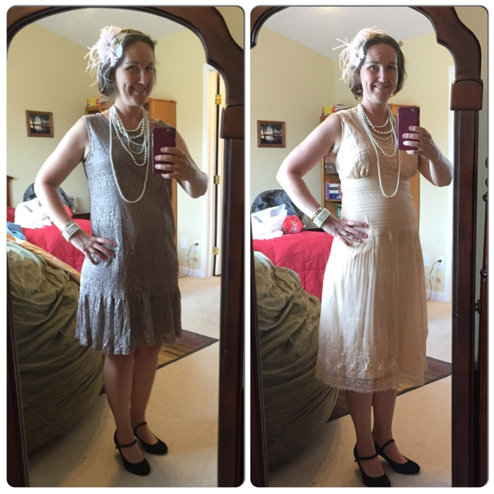 1920's for #inspirecreateshare2015 Which dress should I wear