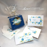 Pretty Packaging: Note Card Gift Set