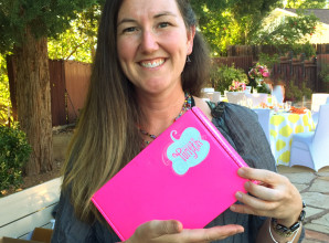 Get your PINK Paper Pumpkin box in October to help Stamp Out Breast Cancer - LovenStamps