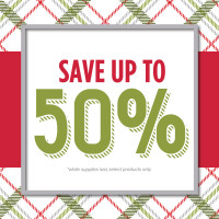 HUGE Stampin' Up! Sale: Online Extravaganza