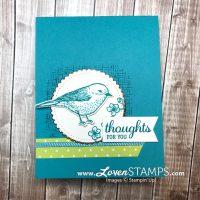 Best Birds: Watercolor Tips for Blender Pens