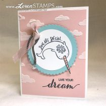 How To Create Whimsical Embossing Paste Backgrounds