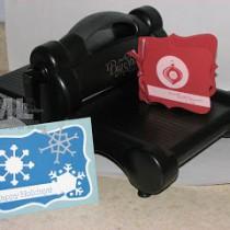 Big Shot Christmas Cards