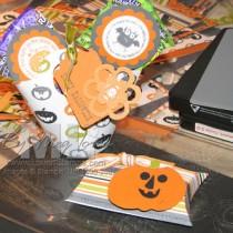 Big Shot: Halloween Baskets