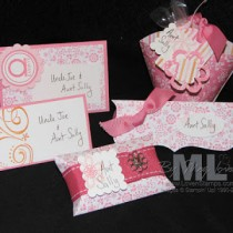Stamped Wedding Ideas