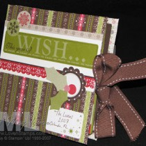 Holiday Squash Album Kit & Card Kit