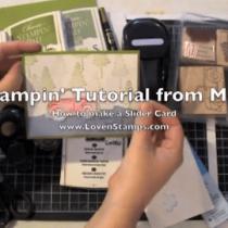 Video Tutorial: Loads of Love Slider Card